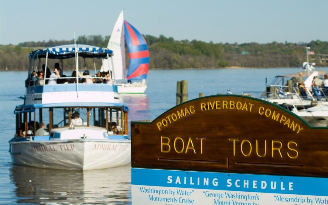 September 1st – Water ride at the Potomac River