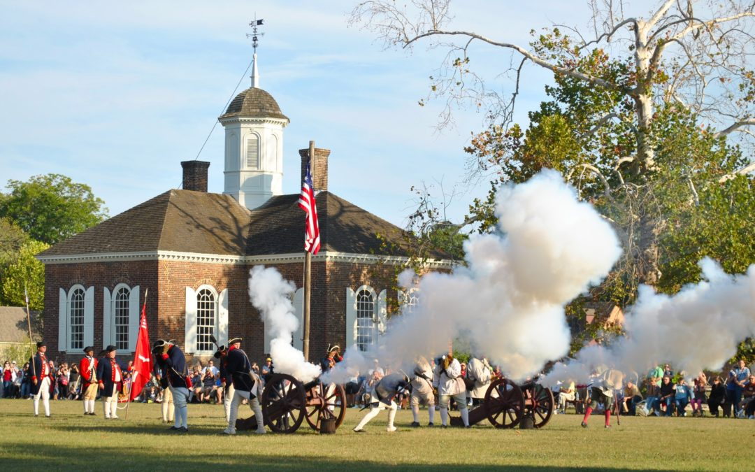 September 2nd – Colonial Williamsburg, VA